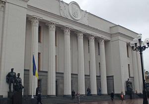 Партия регионов - законопроект - лечение - Тимошенко - оппозиция - Верхованя Рада - Сегодня ПР планирует принять законопроект о лечении Тимошенко без участия оппозиции - Ъ