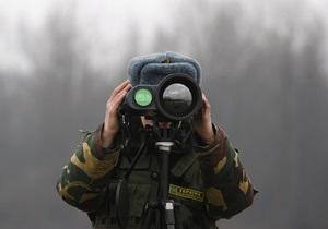 Новости Волынской области - граница - дельтаплан - В Волынской области пограничники разыскивают дельтаплан, незаконно пересекший границу