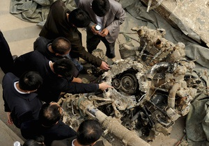 В реке Янцзы нашли 70-летний американский бомбардировщик