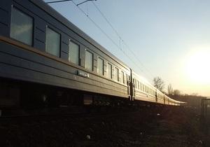 В Москве ж/д билеты на Киев и Харьков теперь можно купить за 60 суток до отправления поезда