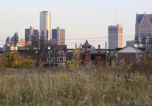 Детройт - банкротство - Пенсионеры Детройта судятся за свои пенсии