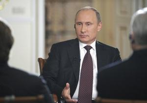 Новости России - Путин обсудил с премьером Нидерландов дипломатический скандал
