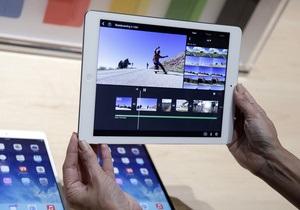 iPad Air - Apple - Фотогалерея: Воздушный планшет. Apple обновила свою линейку iPad