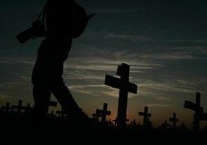 В Омской области РФ два подростка разрушили 87 могил
