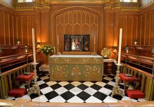 Сегодня принц Джордж будет крещен. Его родители выбрали место, нарушив королевскую традицию