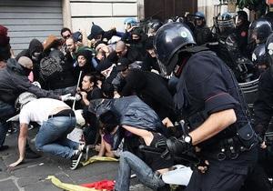 Итальянские власти пошли на уступки протестующим в Риме