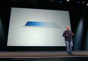 Новый гаджет от Apple получил имя iPad Air