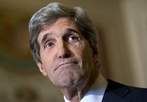 Война не окончится на поле боя: Керри обсудил с группой друзей Сирии подготовку к Женеве-2