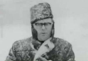 Первый собкор Би-би-си в СССР: снег, шпионы и мода - видео