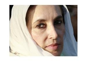 Суд Пакистана заново пересмотрит дело об убийстве Бенезир Бхутто