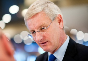 Глава МИД Швеции заявил, что судьба СА зависит от успеха миссии Кокса-Квасьневского