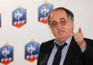 Президент Федерации футбола Франции: Нам стоит остерегаться украинцев