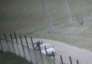 В Херсоне бывший спортсмен метал наркотики через тюремный забор