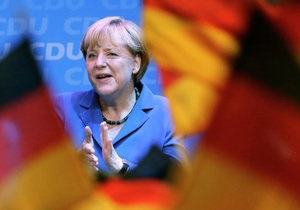 Меркель - Германия - Правительство Меркель слагает свои полномочия