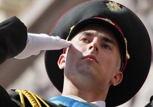 Армия - призыв - внутренние войска - Не в последний раз. В Украине сохранится призыв во внутренние войска - газета