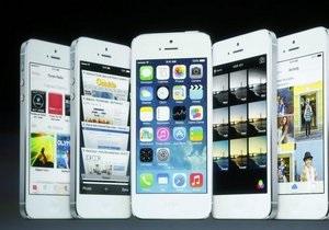 Глава Apple пойдет в суд из-за новой версии iOS - ios7 - apple - тим кук