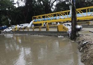 В Мексике объявлен максимальный уровень тревоги в связи с ураганом Реймонд