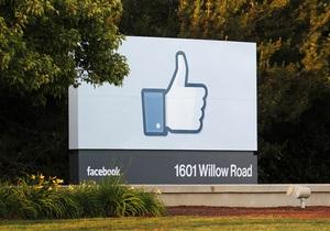 Пользователи крупнейшей в мире социальной сети пострадали от глобального сбоя