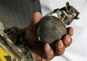 Нетрезвый житель Харькова взорвал в собственной квартире гранату