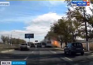 Теракт в Волгограде - Следствие подтвердило гибель семи человек в результате взрыва автобуса в Волгограде