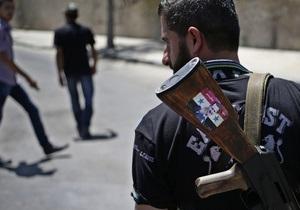 В Сирии в бою погиб бывший офицер, один из основателей повстанческой армии