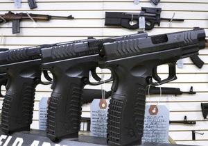 В Евросоюзе намерены ужесточить контроль за огнестрельным оружием