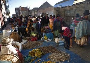 латинская америка - Боливия - еда - фестиваль - Крокодильи ножки и колбаски из горных лам. В Боливии прошел необычный гастрономический фестиваль