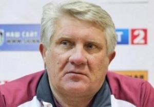 Наставник донецкого Металлурга обвинил Максимова в плохой физике своих футболистов