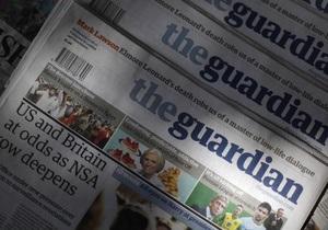 The Guardian - Сноуден - Материалы Сноудена - Благодаря материалам Сноудена The Guardian стала обладателем двух престижных наград