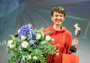 Премия Angelus - Популярная украинская писательница стала лауреатом литературной премии Angelus