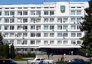 В Черкассах у депутата украли телевизор