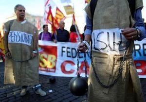 В Риме более 140 рейсов отменены из-за забастовки работников аэропорта