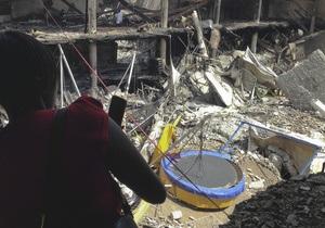 Сомали - теракт - Жертвами мощного взрыва в Сомали стали 13 человек