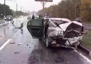 новости Крыма -  Тройное ДТП в Крыму: погибли два человека, еще трое травмированы