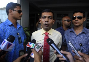 На Мальдивах полиция не дала провести повторные выборы президента страны