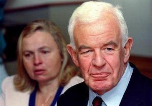 Умер бывший спикер Конгресса США Том Фоли