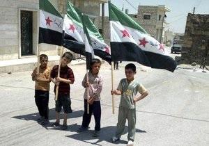Сирия - В Сирии воюют подростки из Германии - СМИ