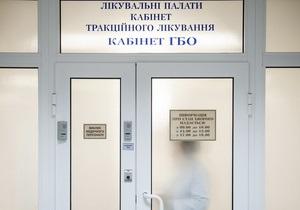 Тимошенко - законопроект - лечение за границей - Рада - Партия регионов - Стал доступен законопроект, который должен помочь лечению Тимошенко за границей