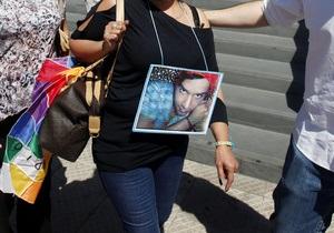 Четыре чилийца убили гея, вырезав на его теле свастики