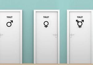 В Великобритании студенты предлагают открыть новый вид туалетов для трансгендеров
