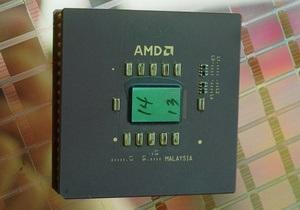 AMD - Основной конкурент Intel вернулся к прибыли