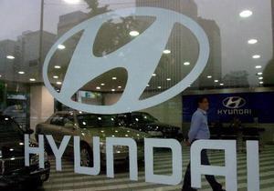 Без камуфляжа. В интернете появился снимок Hyundai Genesis нового поколения