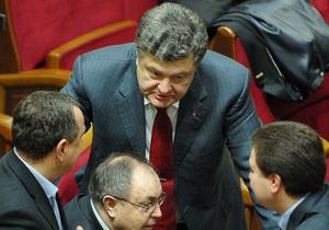 Порошенко назвал  преступлением против Украины  затягивание решения вопроса Тимошенко