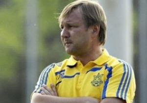 Экс-тренер сборной Украины: Потенциал у наших молодых футболистов сумасшедший