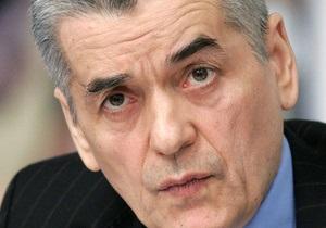 Главный санврач РФ Онищенко пообедал в одном из киевских ресторанов на полторы тысячи гривен