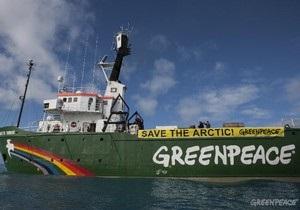 Тяжелый месяц для Greenpeace. В 31 стране планируются акции в поддержку арестованных экологов