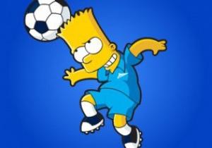 Герои Симпсонов станут сувенирами Барселоны и Зенита