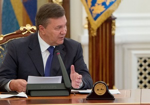 Корреспондент: За время своего президентства Янукович раздал более 100 тысяч наград