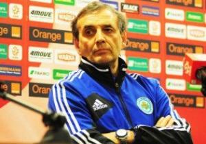 После разгрома от Украины тренер сборной Сан-Марино ушел в отставку