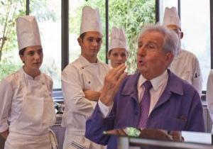 Пророк  новой кухни  Мишель Герар предлагает не жертвовать вкусом в борьбе с ожирением